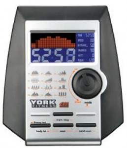 York-C301-Exercise-Bike-Console